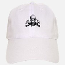 Union Carpenter Skull Baseball Baseball Baseball Cap