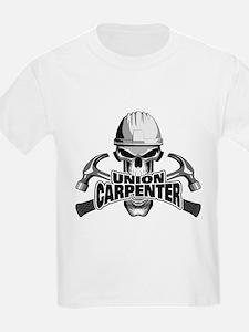 Union Carpenter Skull T-Shirt