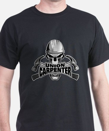 Union Carpenter Skull T-Shirt