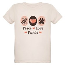 Cute Canine love T-Shirt