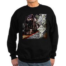 Funny Railroad Sweatshirt