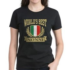 World's Best Nonni Tee