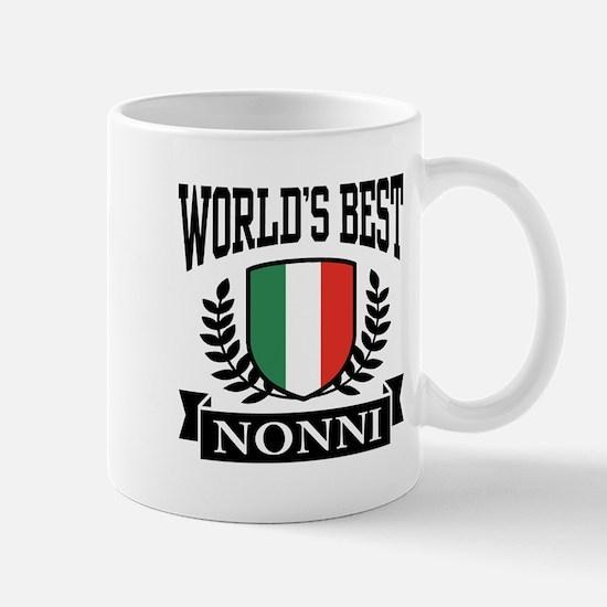 World's Best Nonni Mug