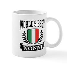 World's Best Nonni Small Mug