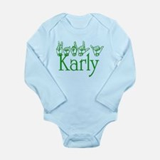 Karly Body Suit