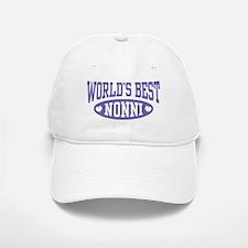 World's Best Nonni Baseball Baseball Cap