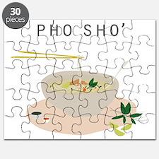Cute Pho soup Puzzle