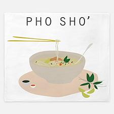 Unique Pho soup King Duvet
