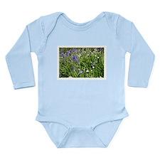 Cute Ye Long Sleeve Infant Bodysuit