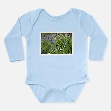 Funny Ye Long Sleeve Infant Bodysuit