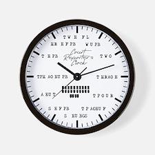 Cute Official Wall Clock