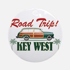 KW_RoadTrip.png Round Ornament