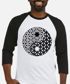 Unique Flower of life Baseball Jersey