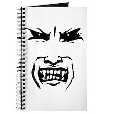Halloween Vampire Journal
