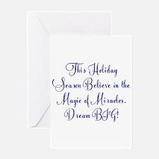 Season of Miracles Greeting Cards