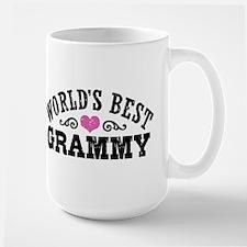 World's Best Grammy Ever Mug