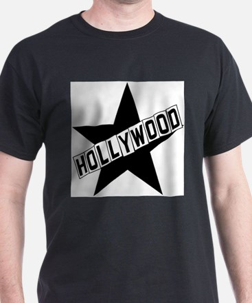 Funny Hollywood sign T-Shirt