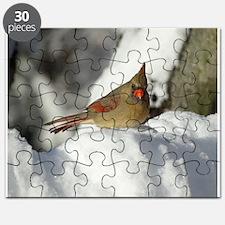 snow Cardinal Puzzle