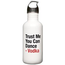 Trust Me You Can Dance Water Bottle