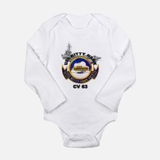 Cute John kennedy Long Sleeve Infant Bodysuit