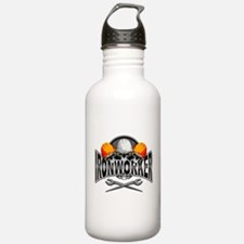 Ironworker Skulls Water Bottle