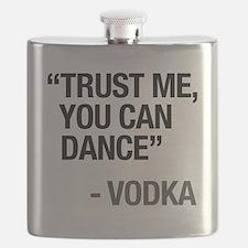 Cute Drink me Flask