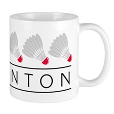 Badminton Mug