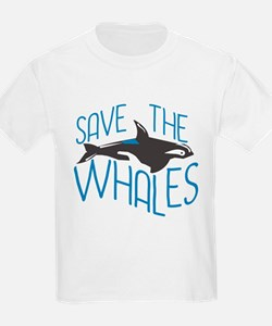 Cute I love orcas T-Shirt