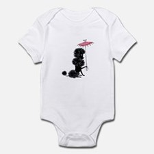 Pretty Polly Poodle - Infant Bodysuit