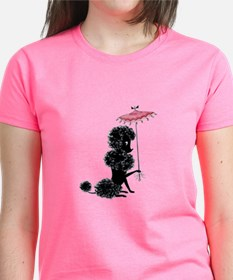 Pretty Polly Poodle - Tee