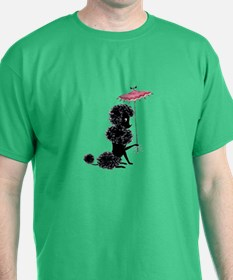 Pretty Polly Poodle - T-Shirt