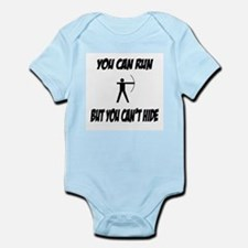 Unique Funny hunting sayings Infant Bodysuit