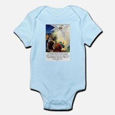 Angel Tidings of Great Joy Infant Bodysuit