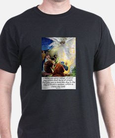 Angel Tidings of Great Joy T-Shirt