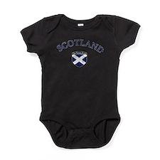 Funny Scottish Baby Bodysuit