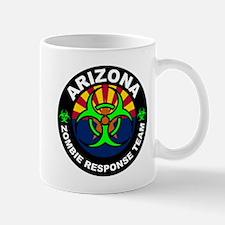 AZ ZRT Green Mugs
