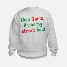 Cute Santa Sweatshirt