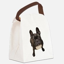 Unique French bulldog Canvas Lunch Bag
