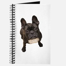 Unique French bulldog Journal