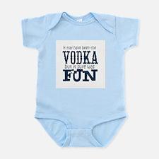 Vodka fun Body Suit
