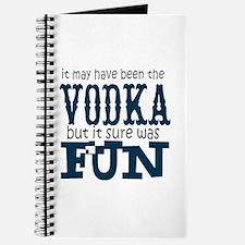 Vodka fun Journal