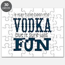 Vodka fun Puzzle