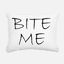 Cute Survive Rectangular Canvas Pillow