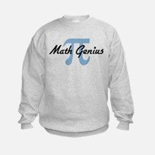 Math Genius Sweatshirt