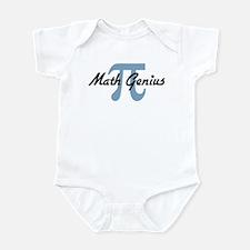 Math Genius Infant Bodysuit