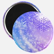 FROZEN SNOWFLAKES Magnet