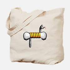 Don't Tread On Vaping Tote Bag