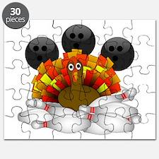 Bowling Strike! Bowling Turkey Puzzle