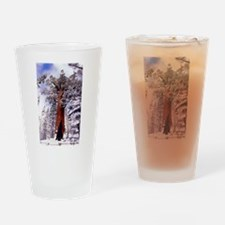 Grizzly Giant, Yosemte's biggest Se Drinking Glass