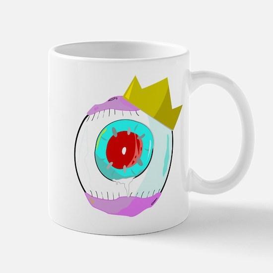 King Red Eye Ball Mugs